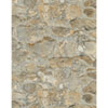 This item: Outdoors in Field Stone Tumbled Tan and Grey Grasscloth