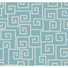This item: Legacy Contempo Scroll Blue Wallpaper-SAMPLE SWATCH ONLY