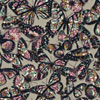 This item: Urban Chic Jeweled Monarch Wallpaper