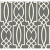 This item: Ronald Redding Sculptured Surfaces Grey and Cream Tracery Wallpaper