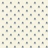 This item: Brothers and Sisters V Skull and Crossbones  Wallpaper- Sample Swatch Only