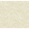 This item: Masterworks Beige Waves Wallpaper - SAMPLE SWATCH ONLY