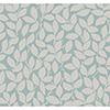 This item: Masterworks Silver and Blue Botanical Wallpaper - SAMPLE SWATCH ONLY