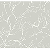 This item: Masterworks Gray Foliage Wallpaper - SAMPLE SWATCH ONLY