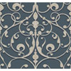 This item: Candice Olsen Dream On Contessa Wallpaper:Sample Swatch Only