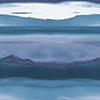 This item: Aviva Stanoff Dark Blue Horizon Wallpaper - SAMPLE SWATCH ONLY