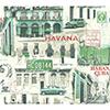 This item: Snapshots Emerald Wallpaper