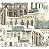 This item: Snapshots Sienna Wallpaper