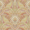 This item: Waverly Classics I Swept Away Removable Wallpaper Red Wallpaper- Sample Swatch Only
