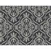 This item: Glam Dark Grey and Silver Glitter Interlocking Geo Wallpaper