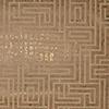 This item: Mid Century Natural Cork Metallic Wallpaper - SAMPLE SWATCH ONLY