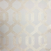 This item: Mid Century Beige and Gold Wallpaper