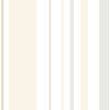 This item: Tan Stripes Peel and Stick Wallpaper