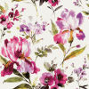 This item: Pink Iris Peel and Stick Wallpaper-SAMPLE SWATCH ONLY