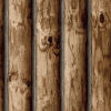 This item: Brown Cabin Logs Peel and Stick Wallpaper-SAMPLE SWATCH ONLY