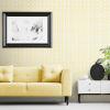 This item: Yellow Mod Lattice Peel and Stick Wallpaper