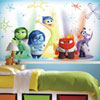 This item: Popular Characters Inside Out XL Chair Rail Prepasted Mural