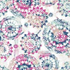 This item: Bohemian Pink and Blue Peel and Stick Wallpaper