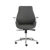 This item: Bergen Gray 27-Inch Low Back Office Chair
