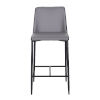 This item: Hardy Gray 17-Inch Counter Stool