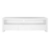 This item: Bryant White 59-Inch Media Stand