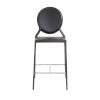 This item: Isabella Black 20-Inch Counter Stool, Set of 2
