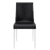 This item: Cam Black 18-Inch Side Chair, Set of 2