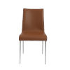 This item: Cam Cognac  18-Inch Side Chair, Set of 2