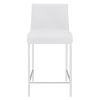 This item: Cam White 17-Inch Counter Stool, Set of 2