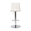 This item: Cyd White 18-Inch Adjustable Stool