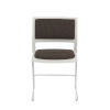 This item: Raylan Gray 19-Inch Stacking Side Chair, Set of 4
