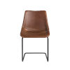 This item: Flynn Brown 19-Inch Side Chair, Set of 2