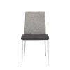 This item: Rasmus Dark Gray 22-Inch Side Chair, Set of 2