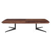 This item: Ramili Walnut and Gray 32-Inch Rectangular Coffee Table