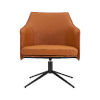 This item: Signa Cognac 26-Inch Lounge Chair