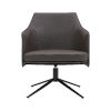 This item: Signa Gray 26-Inch Lounge Chair