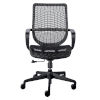 This item: Megan Black 22-Inch Office Chair