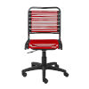 This item: Emerson Flat Red Bungie Low Back Office Chair