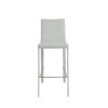This item: Emerson White 17-Inch Bar Stool, Set of 2