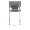 This item: Vinnie Gray 17-Inch Counter Stool, Set of 2