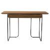 This item: Halle Walnut 47-Inch Desk