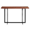 This item: Hardy Walnut and Black 47-Inch Console Table