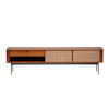 This item: Miriam Brown 71-Inch Media Stand