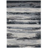 This item: Abstract Gray Rectangle 5 Ft. x 8 Ft. Rug