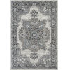 This item: Alexandria Ivory Polypropylene Rectangle 7 Ft. 9 In. x 9 Ft. 9 In. Rug