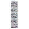 This item: Alexandria Gray Polypropylene Runner 2 Ft. 6 In. x 10 Ft. 3 In. Rug