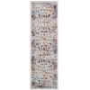 This item: Alexandria Ivory Machine-Made Runner 2 Ft. x 6 Ft. Rug