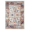 This item: Alexandria Ivory Machine-Made Rectangle 7 Ft. 9 In. x 9 Ft. 9 In. Rug
