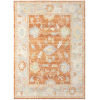 This item: Bohemian Orange Rectangle 7 Ft. 9 In. x 9 Ft. 9 In. Rug