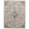 This item: Belmont Ivory Polypropylene Rectangle 8 Ft. 7 In. x 11 Ft. 6 In. Rug